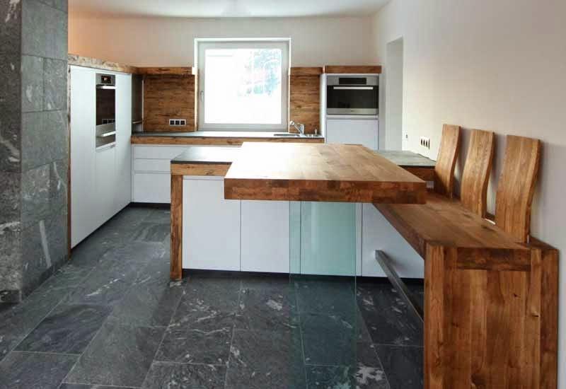 Moderne Einbauküchen Holz | ambiznes.com | {Altholzküchen modern 12}
