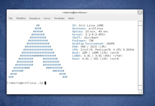 Arch Linux Alsi