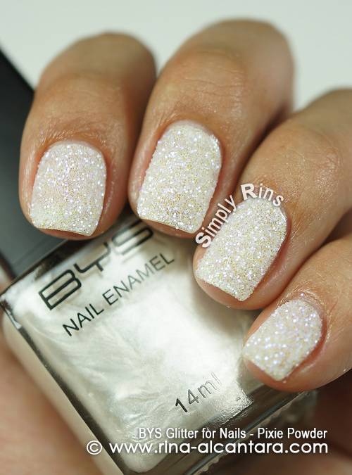 BYS Glitter for Nails - Pixie Powder
