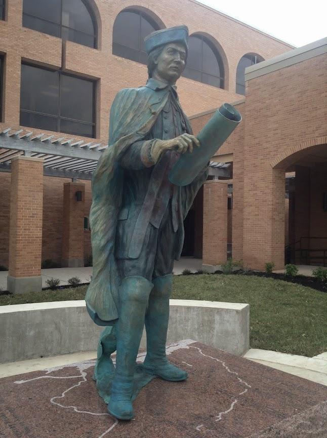 Jose de Escandon, University of South Texas