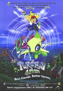 Pokemon Movie 4 - Celebi Và Cuộc Gặp Gỡ Vượt Thời Gian - Pokemon Movie 4: Celebi - Voice Of The Forest - 2003