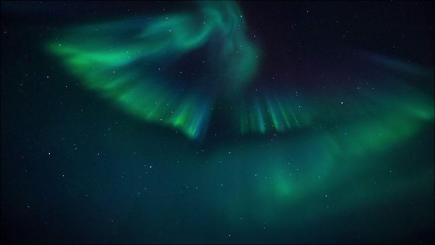 Bắc cực quang - hiện tượng thiên nhiên kì vĩ nhất thế giới - 55937