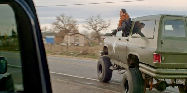 Screen Shot Of Hollywood Movie Buck Wild (2013) Download And Watch Online Free at Alldownloads4u.Com