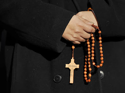 No justice for Catholic priests