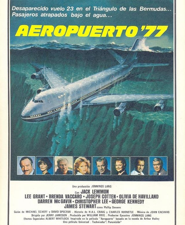 Aeropuerto 77 (1977, Jerry Jameson)