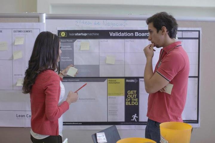 'The big bang Startup' – Todo comienza con una explosión