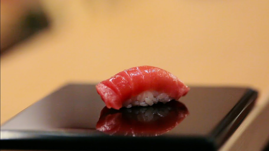 A scene from JIRO DREAMS OF SUSHI, a Magnolia Pictures release. Photo courtesy of Magnolia Pictures.