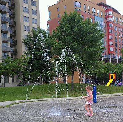 POD: Fun in the Water