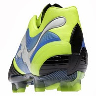 Puma Powercat boots back heel 2013