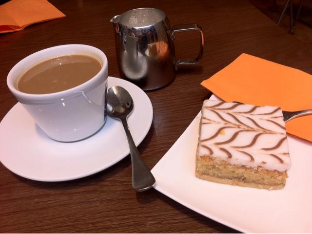 Coffee Break: Stringers, Lytham | The Afternoon Tea Club #afternoonCoffee