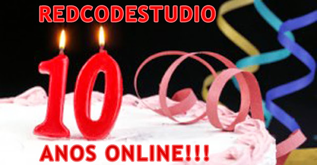 Redcodestudio - 10 anos online