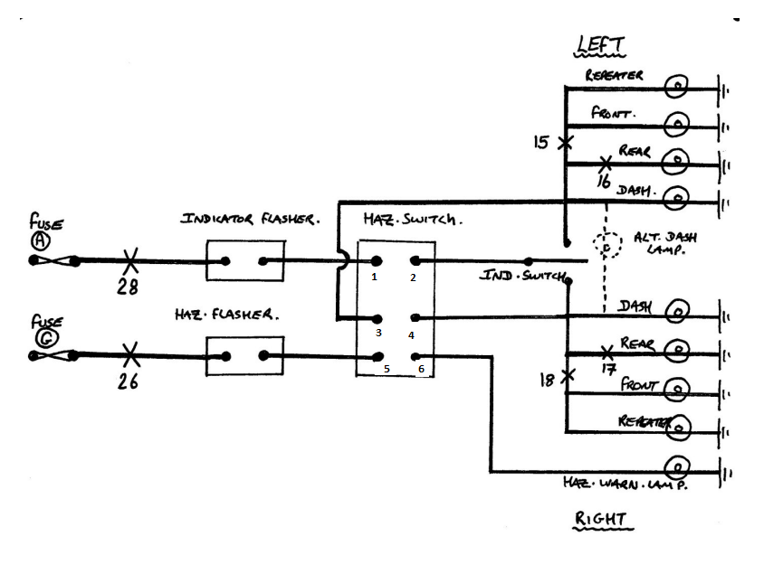 very basic wiring question  relays
