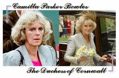 Flashback Friday Camilla Transformation