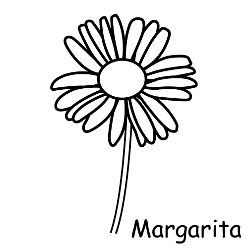 free margarita coloring pages - photo#31