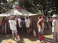 Tábor Mínove pole 2007 Vršatec
