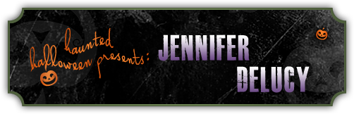 Haunted Halloween with Janenifer DeLucy and a Giveaway