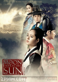 Mặt Trăng Ôm Mặt Trời - The Moon Embracing The Sun (2012) Poster