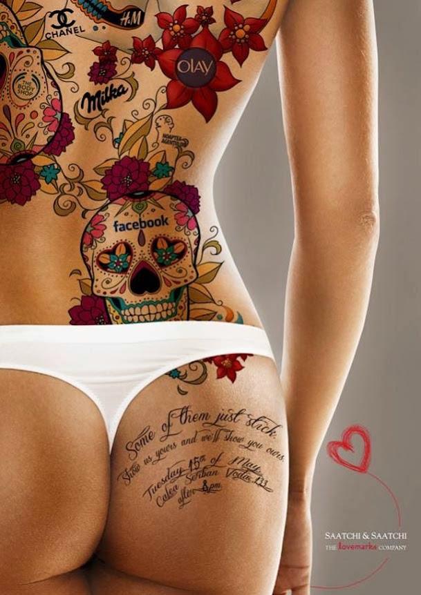 50 tatuajes muy sexys de mujeres sensuales