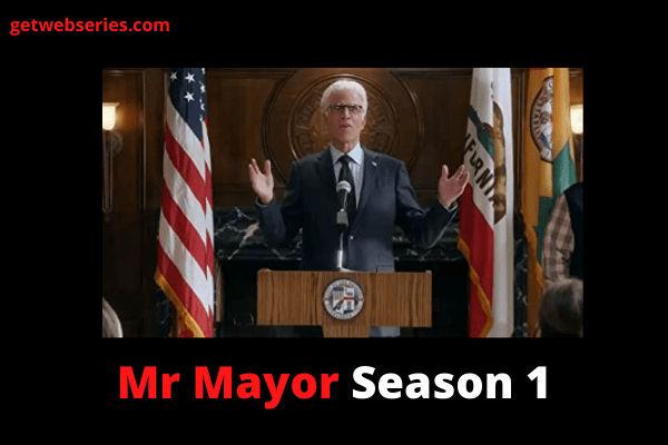 Mr Mayor Season 1