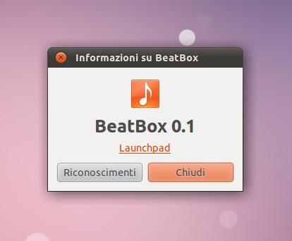 BeatBox 0.1