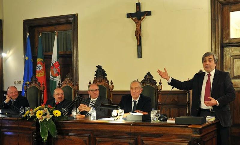"""José Miguel Noras apresenta """"Centros Históricos Portugueses"""" em Lamego"""