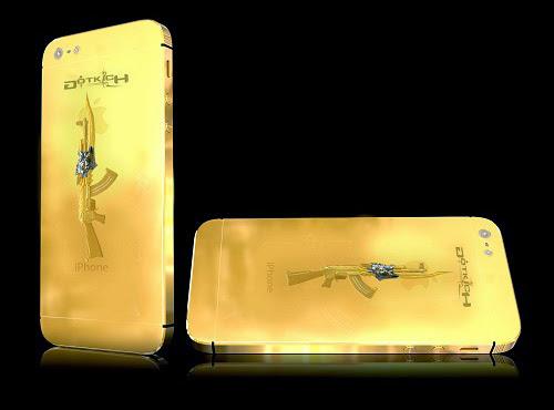 VTC Game làm iPhone 5 vàng tặng cho game thủ 1