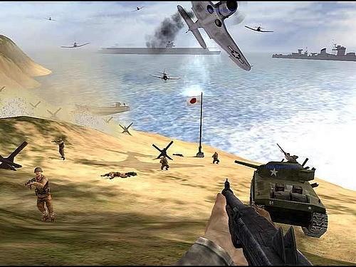 Battlefield 1942 PC Hile Kodları