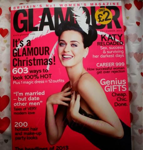Glamour Magazine December 2013