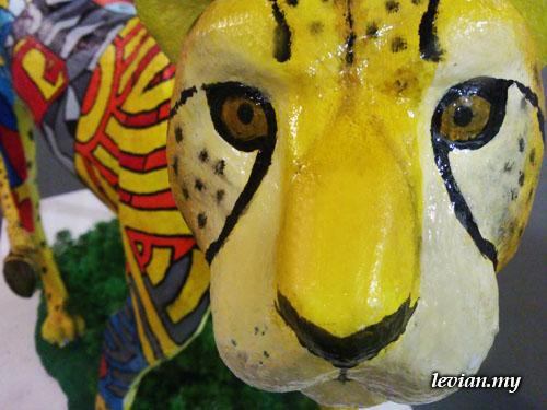 Cheetah (SE Vivaz)