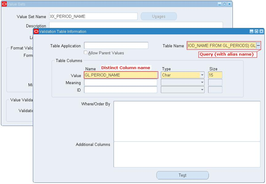 Attractive Update Table Set Oracle Part - 7: How To Get The Distinct Values In TABLE Value Set?
