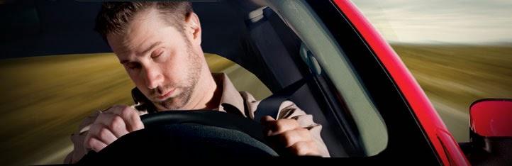 6 วิธีแก้ง่วงนอนขณะขับรถ