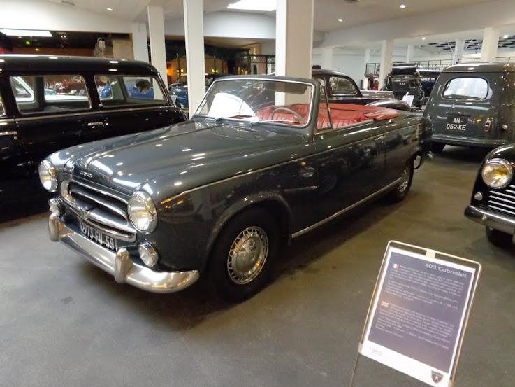 Musée de l'aventure Peugeot à Sochaux DSC01339