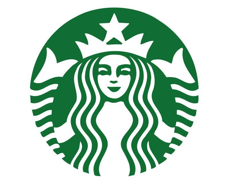 logos creativos Starbucks