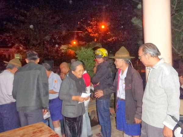 GĐPTVN Trên Thế Giới cứu trợ bão lụt Miền Trung Việt Nam năm 2013 đợt 2 tại Tỉnh Bình Định