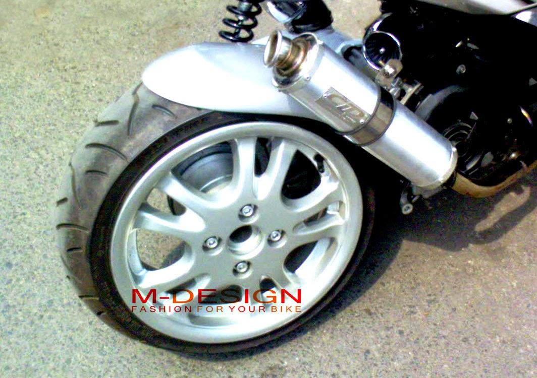 Suzuki Spin Modifikasi Velg 17