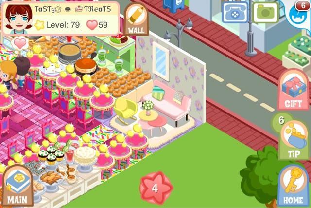 Dragon bakery restaurant story decor fads