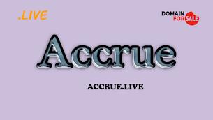 Accrue.live