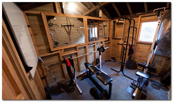 Home gym setups singletrack magazine