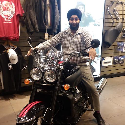 Tarundeep Singh Vij