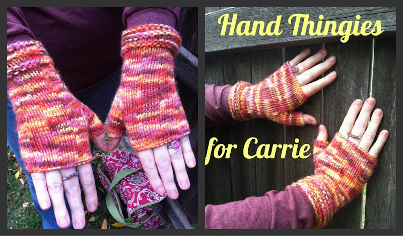 Hand Thingies for Carrie