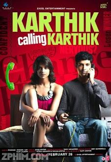 Cuộc Gọi Bí Ẩn - Karthik Calling Karthik (2010) Poster