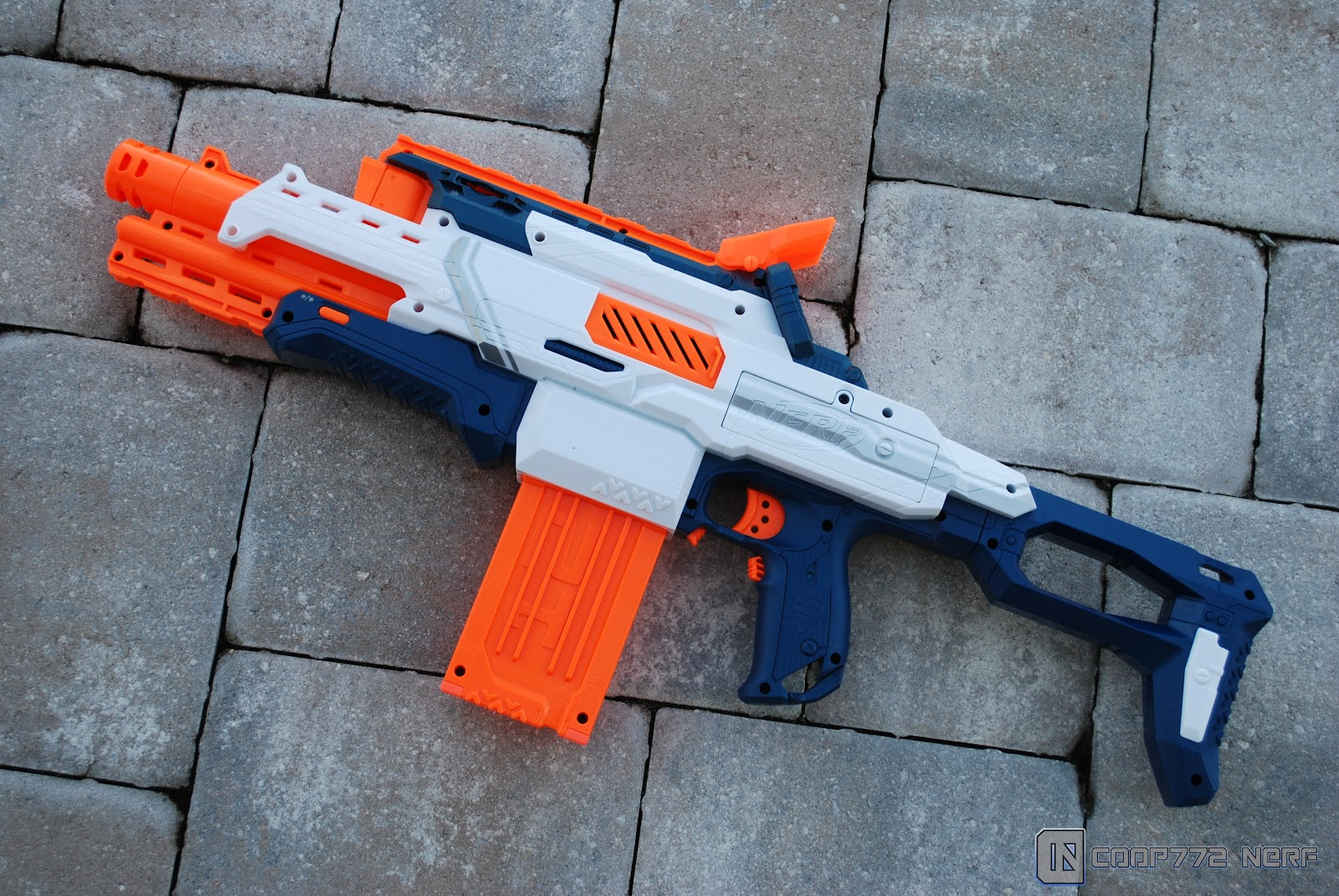 Co-Optimus - Review - Co-Op Review: Nerf N-Strike