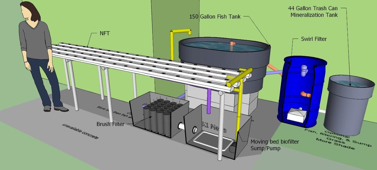 Jobney's system log - AQUAPONICS SYSTEMS - Aquaponics Nation
