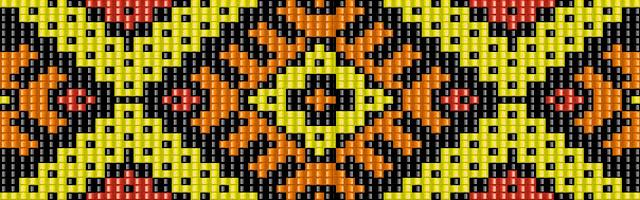 Схема браслет бисер станочное ткачество