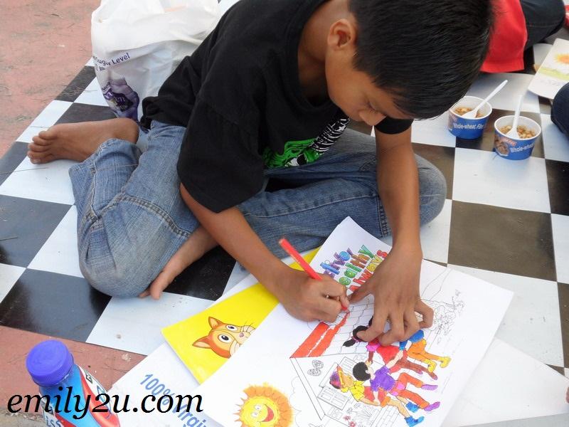 Carnival World Heart Day 2011