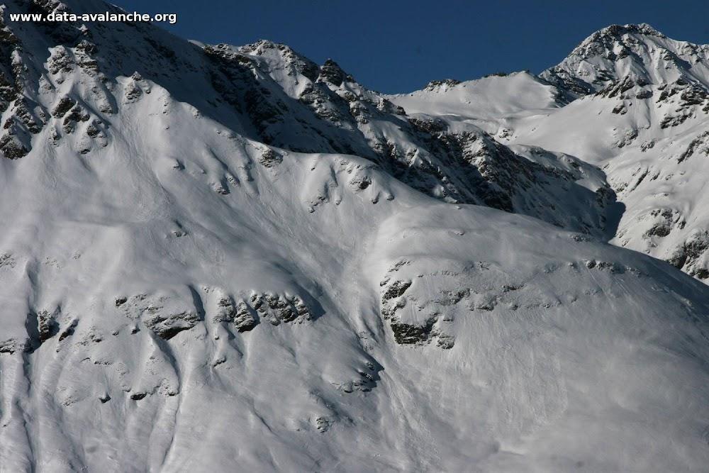 Avalanche Haute Maurienne, secteur Pointe de Méan Martin, Ma Met - Photo 1