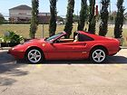 1985 308 GTS REPLICA BUILT ON PONTIAC FIERO V6 AUTO FULL TARGA **NO RESERVE**