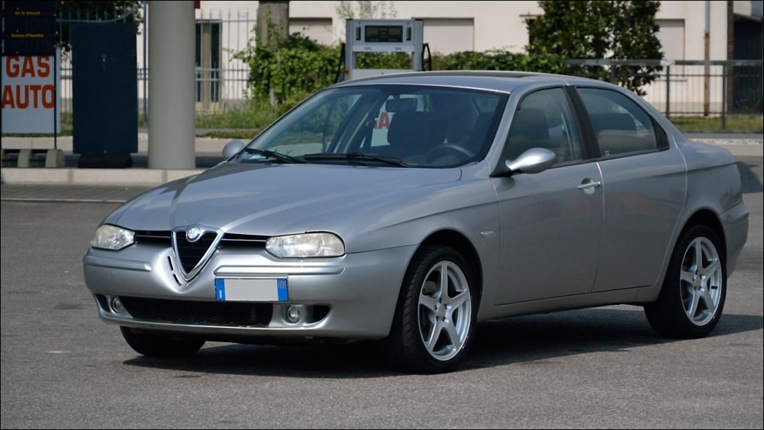 alfa romeo 156 1 9 jtd 115 cv progression grigio sterling 2003 ud club alfa forum. Black Bedroom Furniture Sets. Home Design Ideas