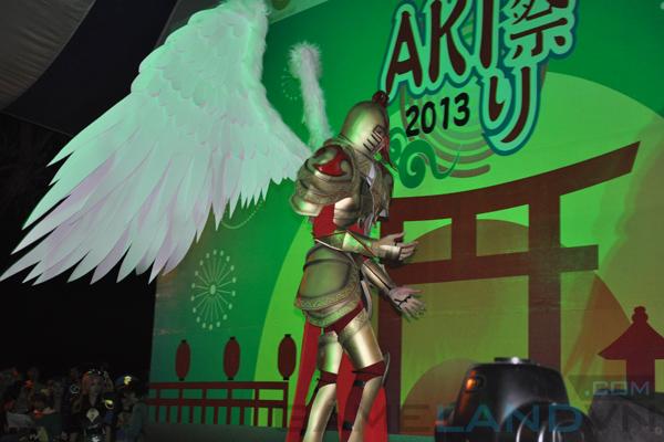 Cosplay Liên Minh Huyền Thoại tràn ngập Aki Matsuri 36