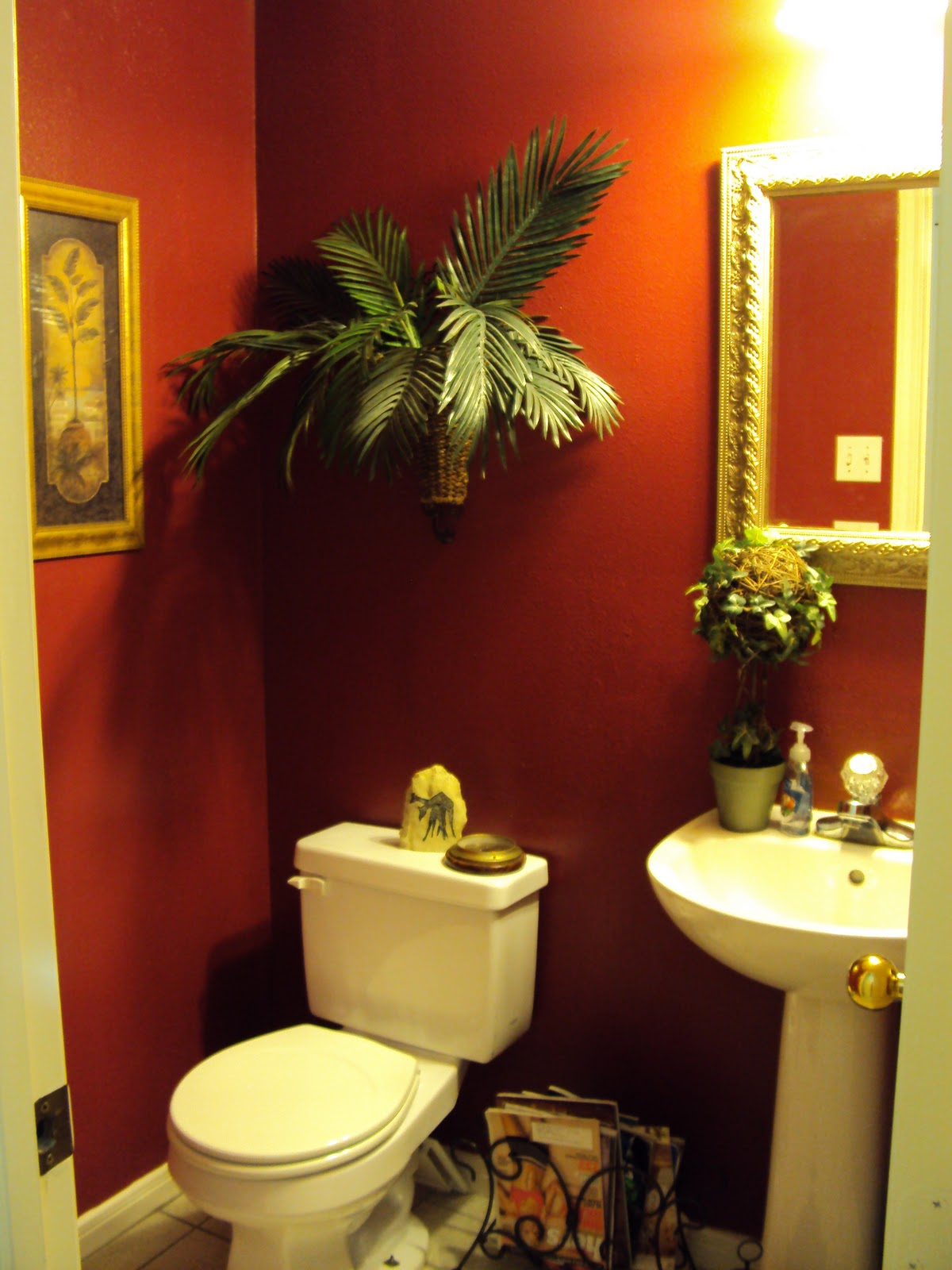 Genial Bathroom Makeover